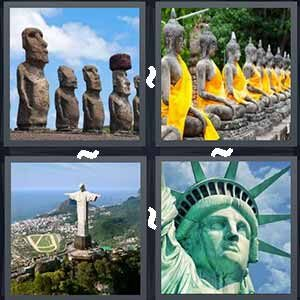 4 Pics 1 Word Level 533 Answers