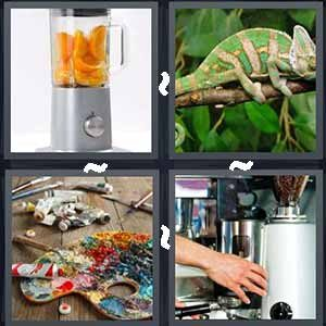 4 Pics 1 Word Level 534 Answers