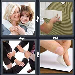 4 Pics 1 Word Level 536 Answers