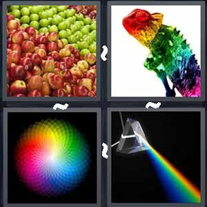 4 Pics 1 Word Level 537 Answers