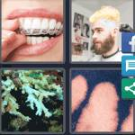 4 Pics 1 Word Level 5378 Answers