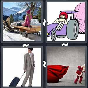 4 Pics 1 Word Level 540 Answers
