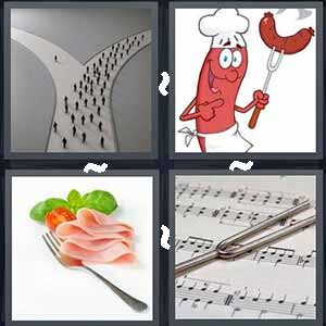 4 Pics 1 Word Level 543 Answers
