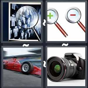 4 Pics 1 Word Level 545 Answers