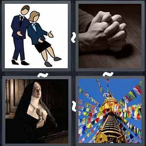 4 Pics 1 Word Level 548 Answers