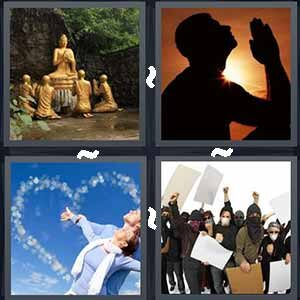 4 Pics 1 Word Level 549 Answers