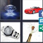 4 Pics 1 Word Level 5516 Answers