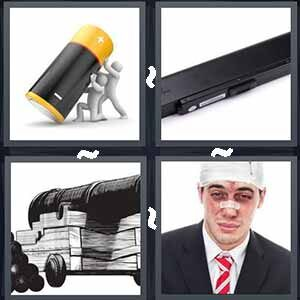 4 Pics 1 Word Level 554 Answers