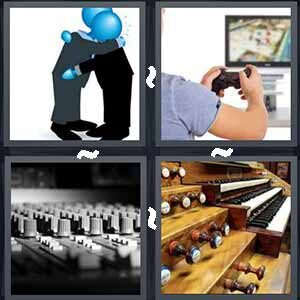 4 Pics 1 Word Level 585 Answers