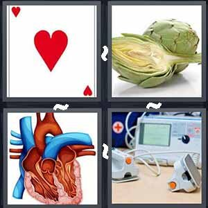 4 Pics 1 Word Level 593 Answers