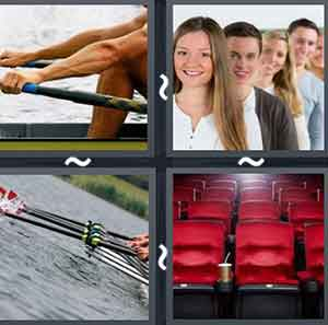 4 Pics 1 word Level 1014 Answers