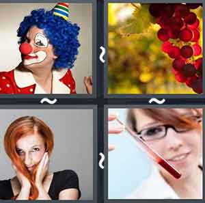 4 Pics 1 word Level 1055 Answers