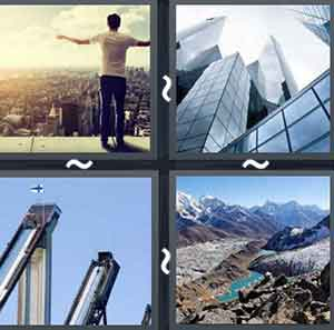 4 Pics 1 word Level 1062 Answers