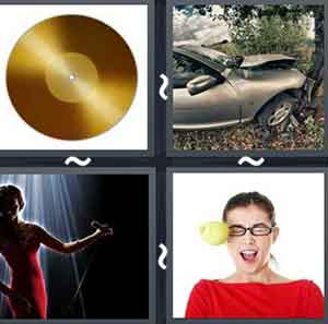 4 Pics 1 word Level 1064 Answers