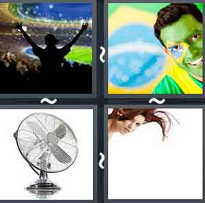 4 Pics 1 word Level 1074 Answers
