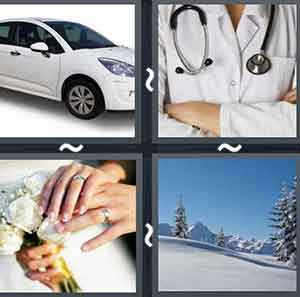 4 Pics 1 word Level 1082 Answers