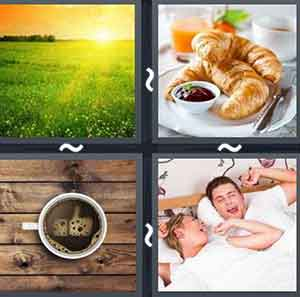 4 Pics 1 word Level 1084 Answers