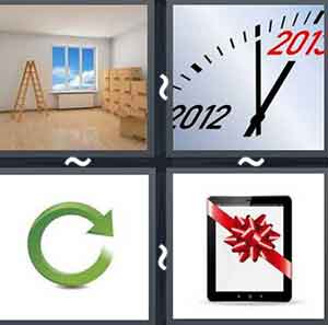 4 Pics 1 word Level 1101 Answers