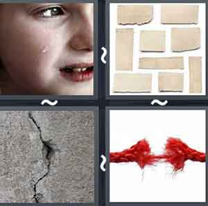 4 Pics 1 word Level 1103 Answers