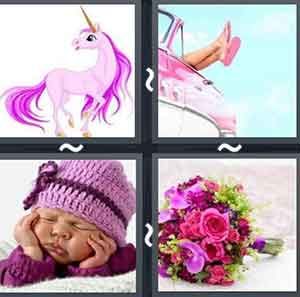 4 Pics 1 word Level 1110 Answers