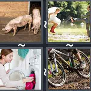 4 Pics 1 word Level 1113 Answers