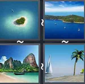 4 Pics 1 word Level 1117 Answers