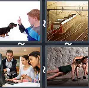 4 Pics 1 word Level 1129 Answers