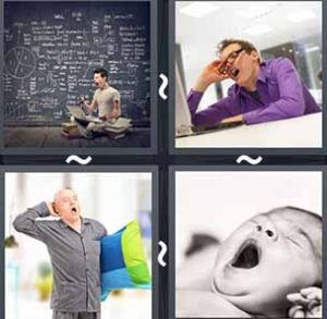 4 Pics 1 word Level 1177 Answers