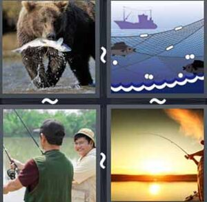 4 Pics 1 word Level 1191 Answers