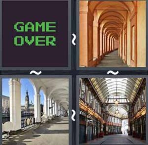4 Pics 1 word Level 1200 Answers