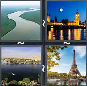 4 Pics 1 word Level 1203 Answers