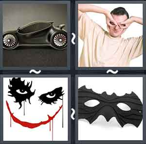 4 Pics 1 word Level 1246 Answers