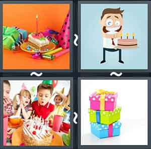 4 Pics 1 word Level 1257 Answers