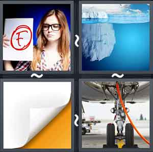 4 Pics 1 word Level 1267 Answers
