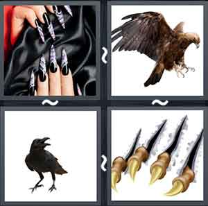 4 Pics 1 word Level 1274 Answers