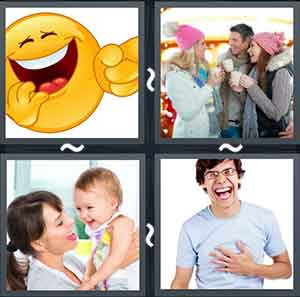 4 Pics 1 word Level 1287 Answers