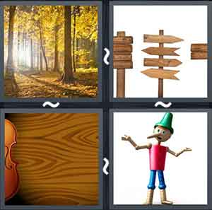 4 Pics 1 word Level 1297 Answers