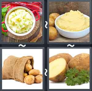 4 Pics 1 word Level 1324 Answers