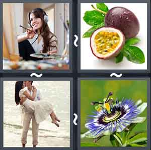 4 Pics 1 word Level 1340 Answers