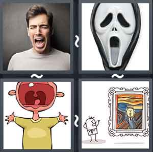4 Pics 1 word Level 1347 Answers