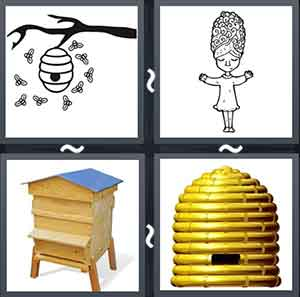 4 Pics 1 word Level 1349 Answers