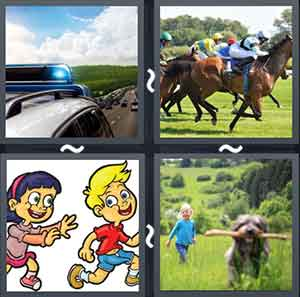 4 Pics 1 word Level 1352 Answers