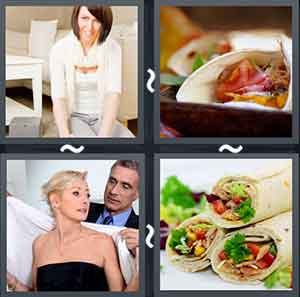 4 Pics 1 word Level 1371 Answers