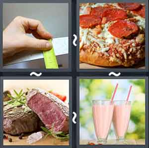 4 Pics 1 word Level 1387 Answers