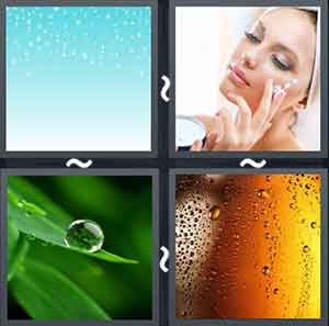4 Pics 1 word Level 1390 Answers