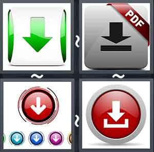 4 Pics 1 word Level 1395 Answers