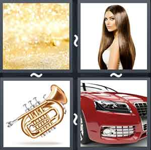 4 Pics 1 word Level 1399 Answers