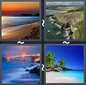 4 Pics 1 word Level 1406 Answers