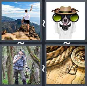 4 Pics 1 word Level 1419 Answers
