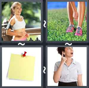 4 Pics 1 word Level 1421 Answers